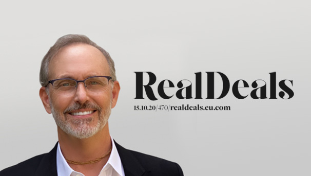 US Capital Global Chairman and CEO, Jeffrey Sweeney, Featured in Real Deals Magazine