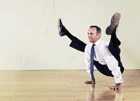 Jeffrey Sweeney Yoga