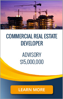 Commercial Real Estate Developer