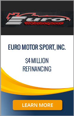US Capital, Euro Motor Sport, Inc.