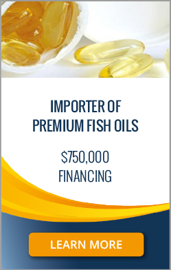 Importer of Premium Fish Oils