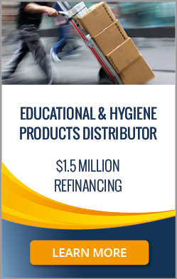 US Capital, Educational and Hygiene Products Distributor