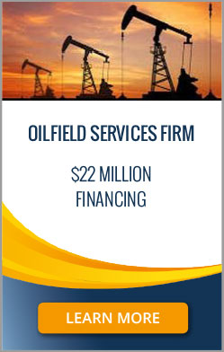 Oilfield Services Firm